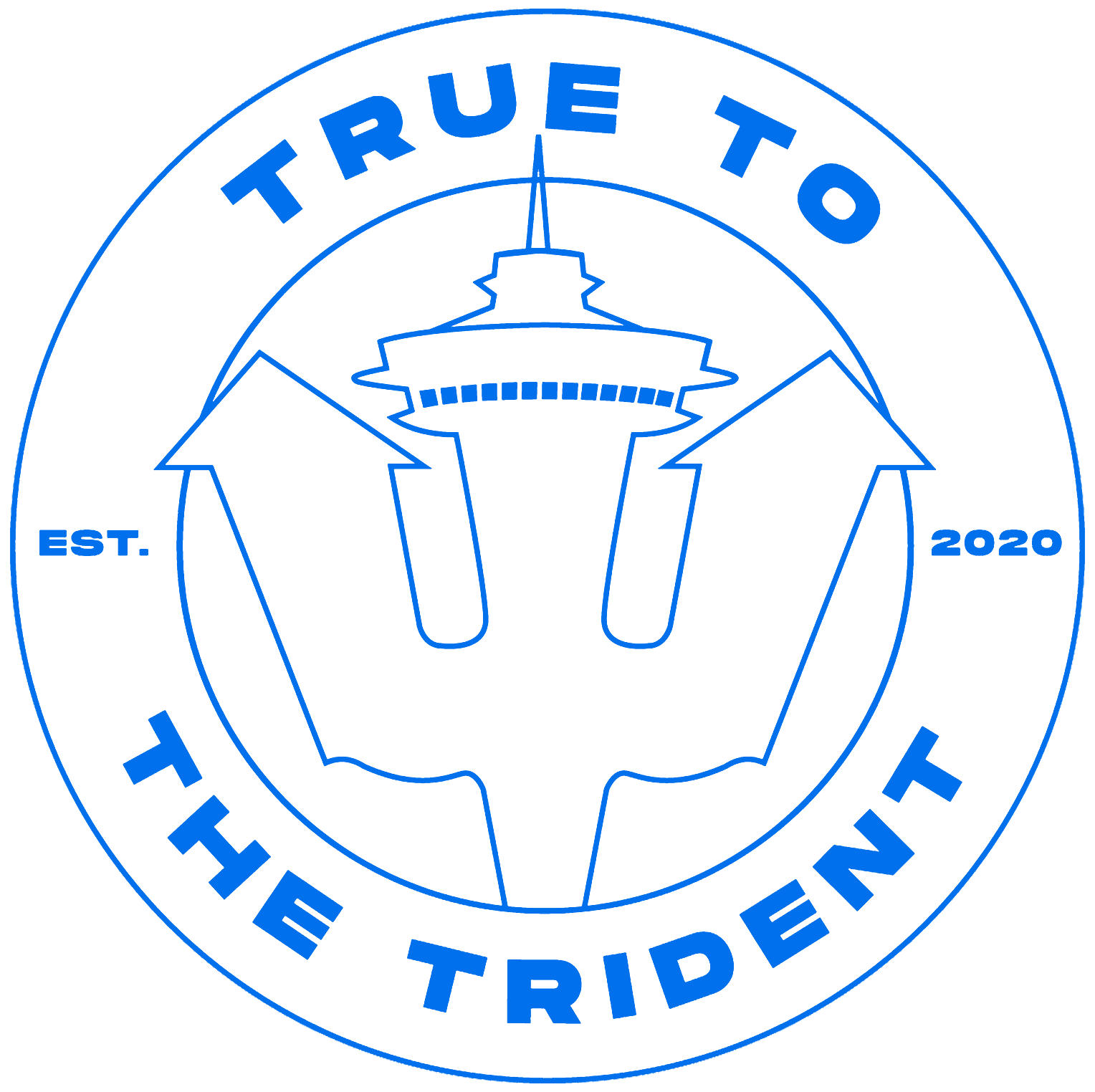 TRUE TO THE TRIDENT